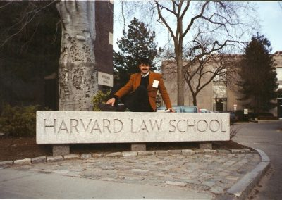 1996 HARVARD LAW SCHOOL