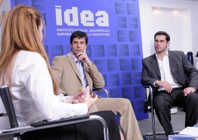 Carlos Murro encuentro en IDEA 2012